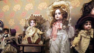 Había una vez... la colección de muñecas antiguas más importante de Sudamérica