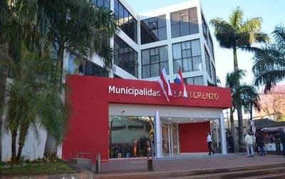 Municipalidad de San Lorenzo desiste de inconstitucionalidad