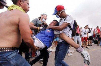 Más muertes en Venezuela