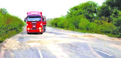 Empresarios del gas urgen arreglo de la ruta Transchaco