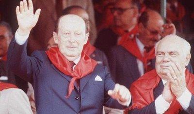 Stronismo vigente: Crearán un movimiento en honor al dictador en la ANR