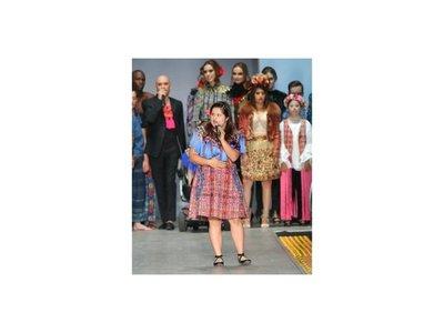 La diseñadora que rompe los prejuicios del Síndrome de Down