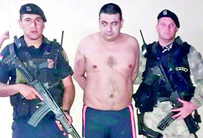 Detienen a un supuesto homicida en el Guairá