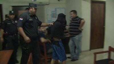 Piden prisión de 4 imputados por homicidio de líder indígena