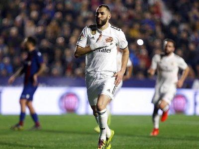 Benzema se declara líder del ataque madridista