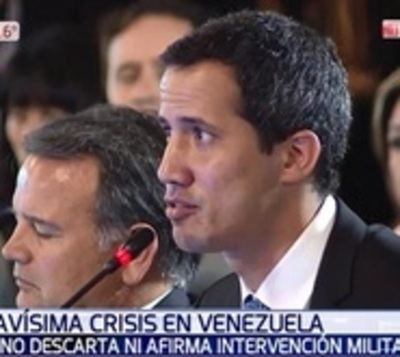 Grupo de Lima aumenta presión a régimen de Maduro