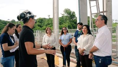 Preparan una nueva opción turística en Alto Paraná: la Ruta de la Stevia