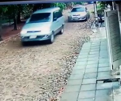 Policías balearon transporte escolar