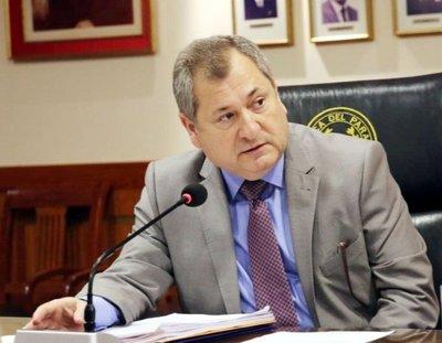 Jiménez Rolón es nuevo titular de la Corte – Prensa 5