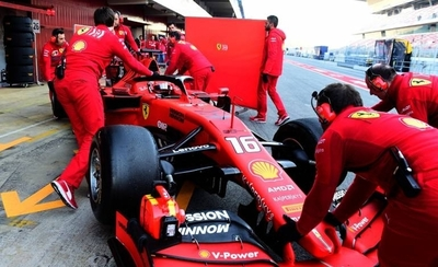 HOY / F1: Ferrari llega al último test como el equipo a batir