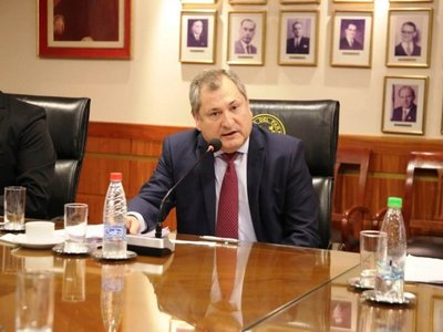 Eugenio Jiménez Rolón es el nuevo presidente de la Corte