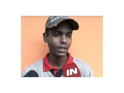 Piden ayuda para brasileño que no puede volver a su país