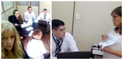 La SFP realiza asistencia técnica a la Universidad Nacional de Caaguazú