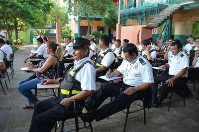 Mañana o el jueves asumirán nuevas autoridades en Policía Municipal