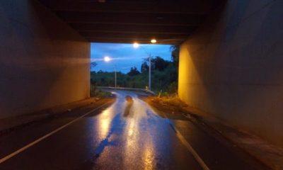 Túnel peligroso