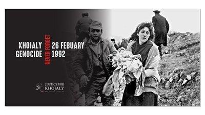 Azerbaiyán conmemora 27° aniversario del Genocidio de Jodyalí