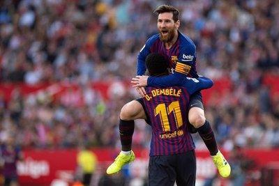 Real y Barça definen al primer finalista