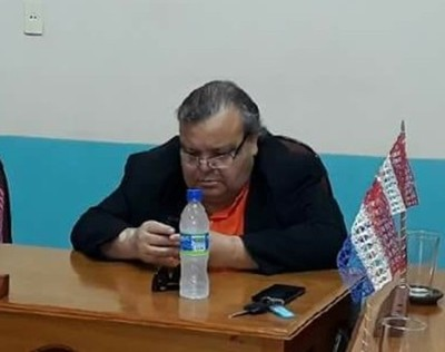 "Concejal Blas Enrique Paniagua: ""(Blanca Ovelar) viene a crear problema nomás acá"""