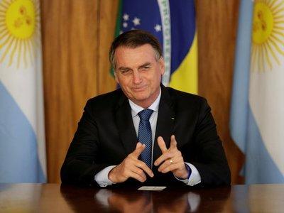 El lema de campaña de Jair Bolsonaro será leído de manera obligatoria en las escuelas