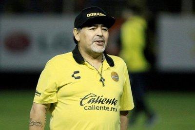 Dorados de Maradona avanzan a cuartos