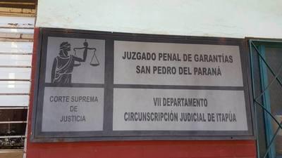 SAN PEDRO DEL PNA.: SUPUESTO ASESINO BENEFICIADO POR MEDIDAS SIGUE PRÓFUGO
