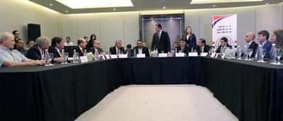 Ministros y gobernadores coordinan acciones para mejorar situación integral del norte