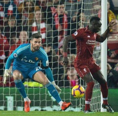 Liverpool toma confianza con un 5-0