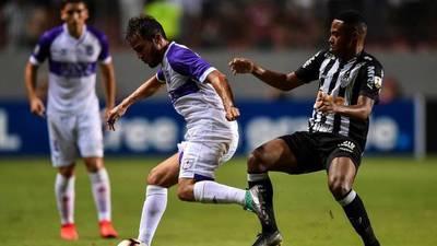 Atlético Mineiro cumple y será rival de Cerro Porteño en fase de grupos
