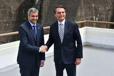 Presidente Bolsonaro confirma apoyo de su gobierno para la construcción de dos puentes entre Paraguay y Brasil