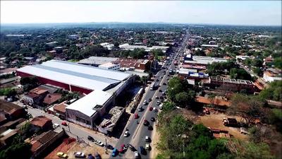 San Lorenzo: repararán calles del microcentro y luego en barrios