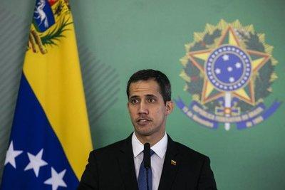 """Guaidó promete volver pronto a Venezuela """"a pesar de las amenazas"""