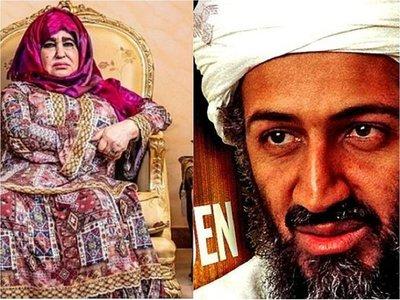 """Madre de Bin Laden: """"Mi hijo era bueno, pero le lavaron el cerebro"""""""