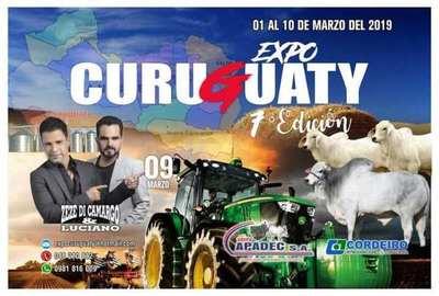 Comenzó la Expo Curuguaty se destacan animales Brahman, Nelore y Brangus
