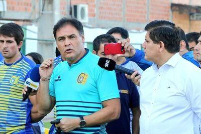 Celso Ayala asume la dirección técnica de Capiatá