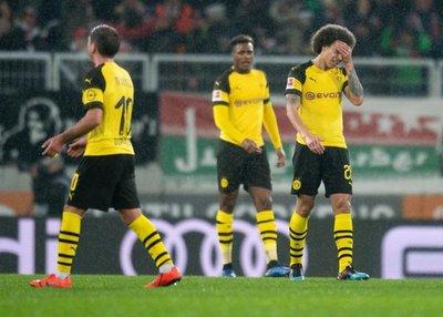 Batacazo al Dortmund