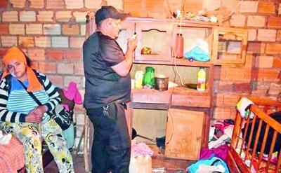 Supuesto caso de filicidio en Pastoreo