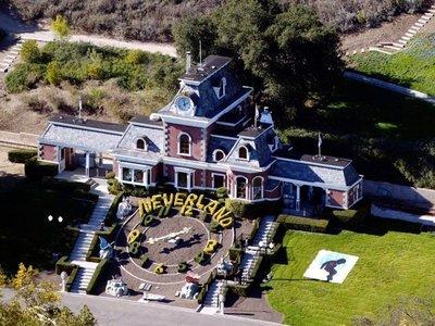 Herederos de Michael Jackson reducen el precio de Neverland