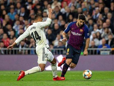Cara a cara y otra vez en el Bernabéu