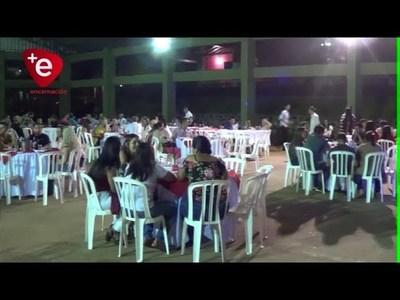 EL ROJO DE MBOI KA´E CUMPLIÓ 72 AÑOS DE VIDA INSTITUCIONAL