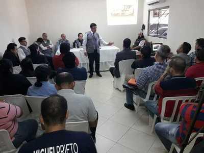 Ultiman detalles sobre elecciones municipales en CDE