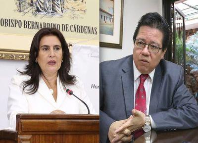 Fiscala coteja datos para eventual imputación a Enrique García
