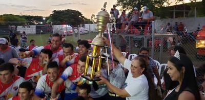 San Juan Bautista: Sport Mburika Retã bicampeón de la OFI