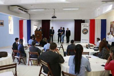 OEA a operadores paraguayos sobre lavado de activos y Delincuencia Organizada Transnacional