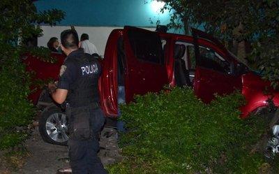 Pilar: víctima de sicarios sobrevive al ataque