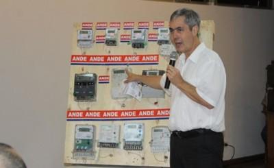 """ANDE lanza campaña """"En marzo, facturá vos"""""""