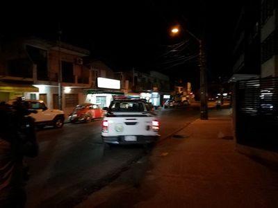 Nuevo caso de asalto a estación de servicio en Luque