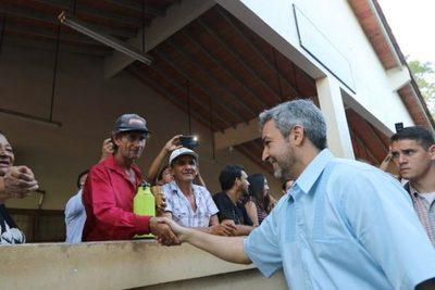 Inauguran parque sanitario para abastecer 88 servicios en Caaguazú