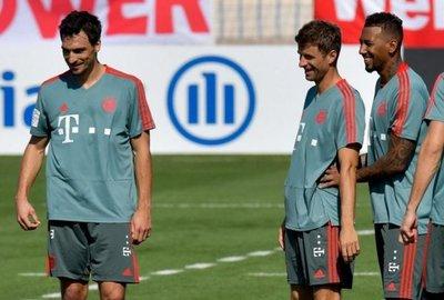 Löw descarta a Müller, Boateng y Hummels