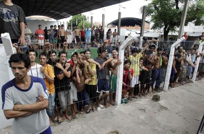 Presos sin condena: Paraguay y el uso excesivo de prisiones preventivas