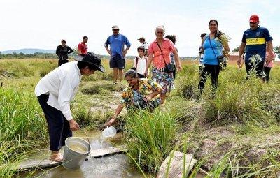 Exigen provisión de agua potable en José Fassardi